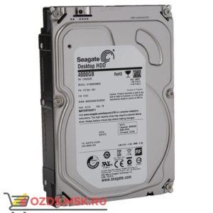 Seagate ST4000DM000 HDD 4Tb: Жесткий диск