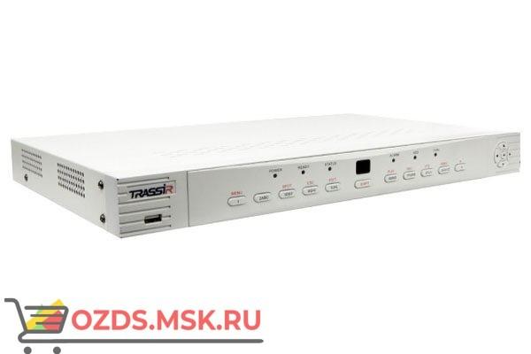 TRASSIR Lanser Hybrid 8HDD: Видеорегистратор