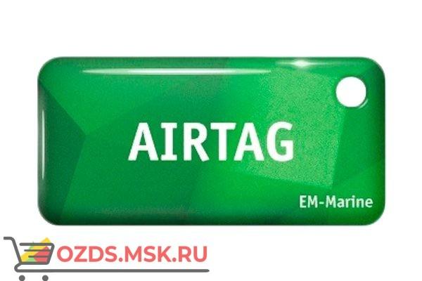 Комбинированные брелоки AIRTAG (зеленый)