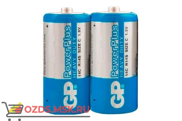 GP PowerPlus 14CEBRA-2S2 батарейка солевая