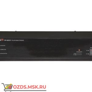 Inter-M TP-6231: Контроллер телефонный