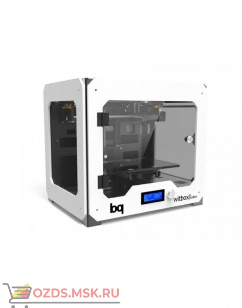 Bq WitBox 3D single extruder white: 3D принтер