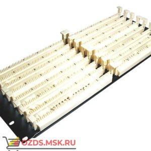 Hyperline 110С-19-400Р-4U Кросс-панель