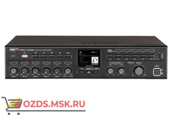 Inter-M PMU-240N Микшер-усилитель