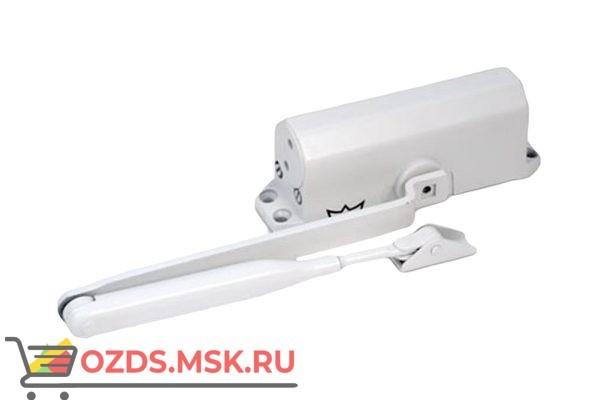 DORMA TS77/3 Доводчик дверной (белый)