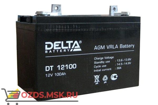 Delta DT 12100 Аккумулятор