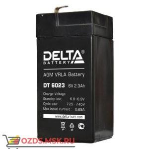 Delta DT 6023 Аккумулятор