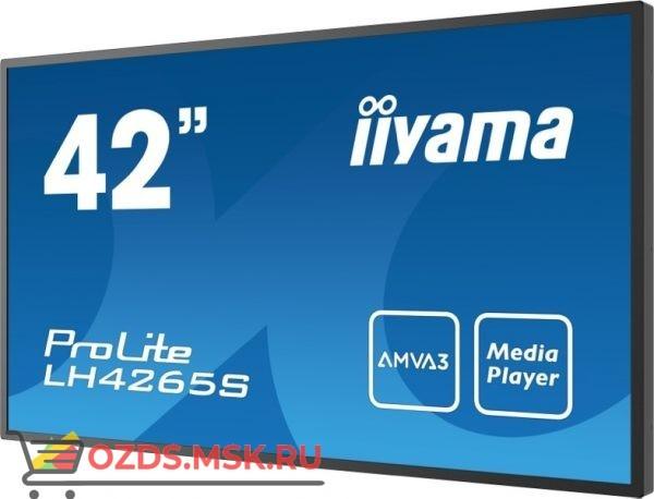 Iiyama LH4265S-B1: Профессиональная панель