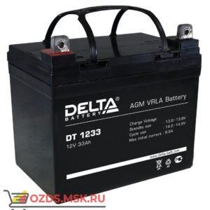 Delta DT 1233 Аккумулятор