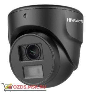 HiWatch DS-T203N (2.8 mm) 2Мп уличная миниатюрная купольная HD-TVI камера