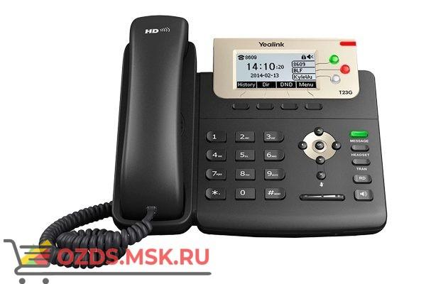 Yealink SIP-T23G: Телефон