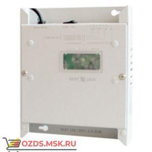 Бастион SKAT-LED.12DC-2,0 SLIM ИБП