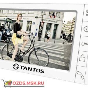 Tantos Amelie-SD (White) (VZ), цв: Монитор видеодомофона