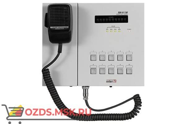 Inter-M RM-911W Микрофонная панель