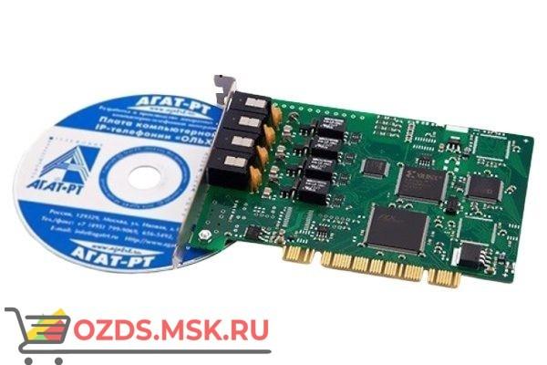 СПРУТ-7А-4 PCI: Система записи телефонных разговоров