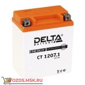 Delta CT 1207.1 Аккумулятор
