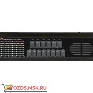 Inter-M PM-6228: Блок монитора