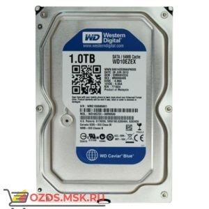 Western Digital WD10EZEX HDD 1Tb: Жесткий диск