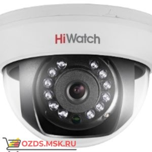 HiWatch DS-T101 (3,6мм) HD-TVI камера