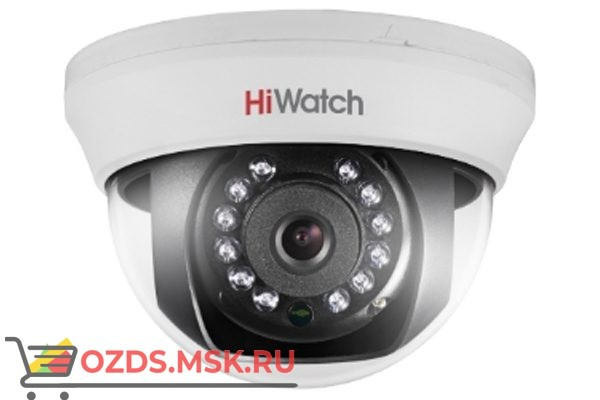 HiWatch DS-T101 (2,8 мм) HD-TVI камера