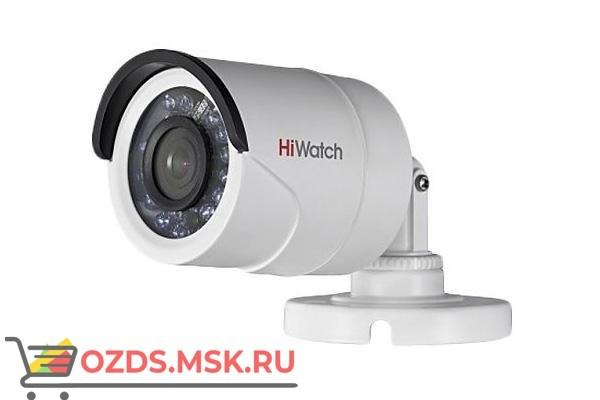 HiWatch DS-T100 (3,6мм) HD-TVI камера
