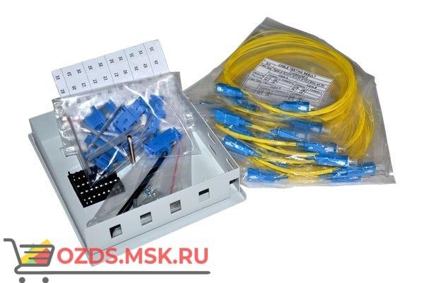 Эмилинк NTSS-WFOBМк-4-SC/U-9-SP2х1.5G0А Кросс