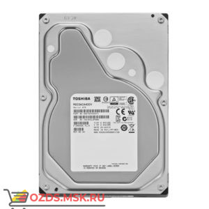 Toshiba MD03ACA400V HDD 4Tb: Жесткий диск