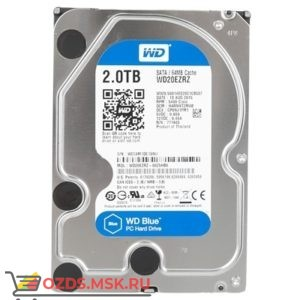 Western Digital WD20EZRZ HDD 2Tb: Жесткий диск
