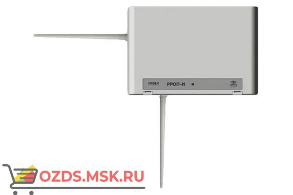 Аргус-Спектр РРОП-И: Контроллер сегмента в интегр. системе