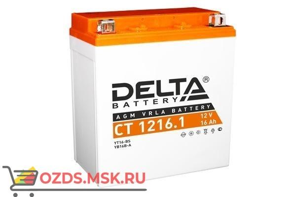 Delta CT 1216.1 Аккумулятор