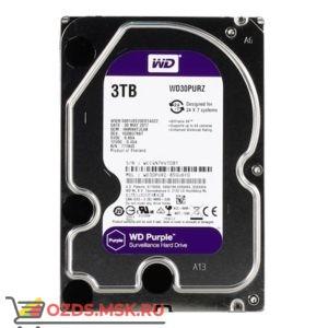 Western Digital WD30PURZ HDD 3TB: Жесткий диск