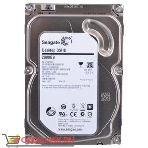 Seagate ST2000DX001 HDD 2Tb: Жесткий диск