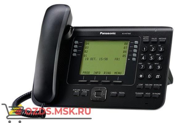Panasonic KX-NT560-В IP телефон