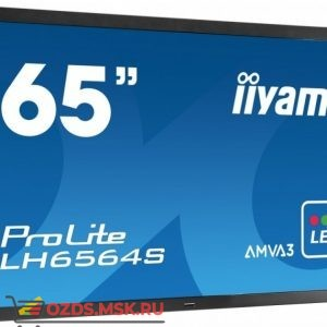 Iiyama LH6564S-B1: Профессиональная панель
