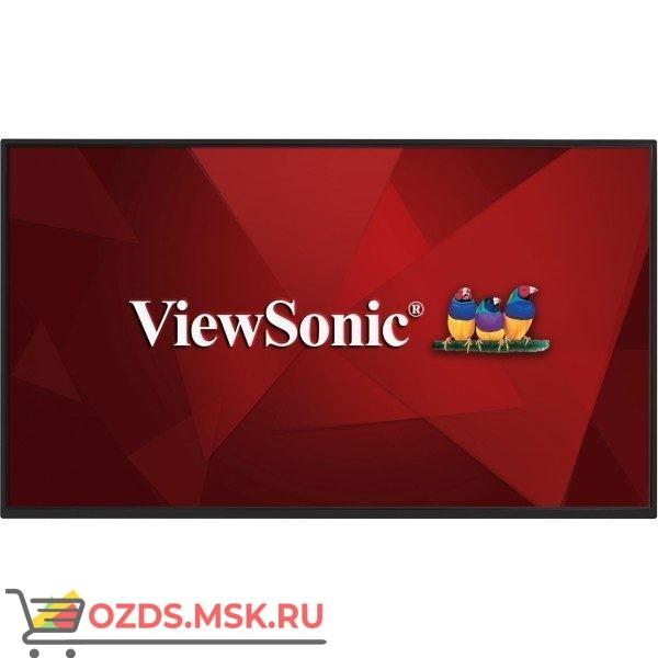 ViewSonic CDM5500R: Профессиональная панель