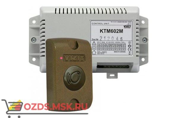Vizit КТМ602F: Контроллер ключей