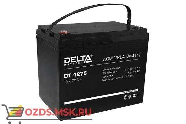 Delta DT 1275 Аккумулятор