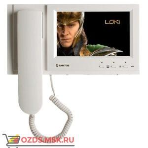 Tantos LOKI-SD: Видеодомофон
