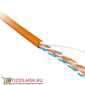 Hyperline UUTP4-C5E-S24-IN-LSZH-OR-305: Кабель