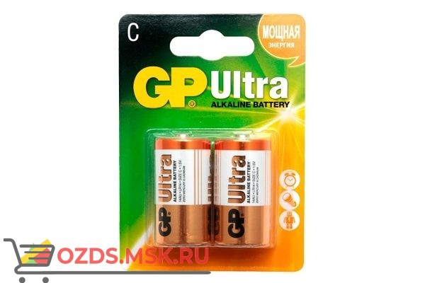 GP Ultra Alkaline 14AU-2CR2: Батарейка алкалиновая