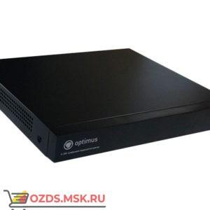 Optimus AHDR-2016HL: Гибридный 5в1 16 канальный цифровой видеорегистратор