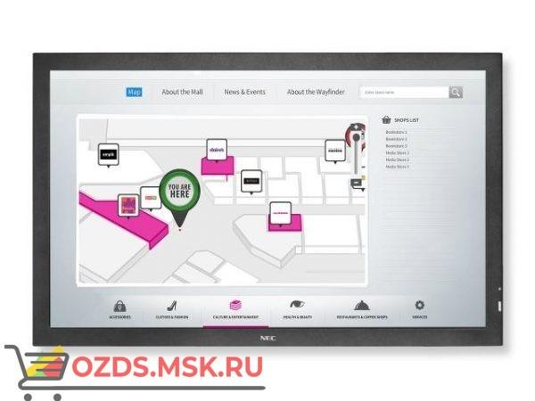 NEC P703 SST: Интерактивная панель