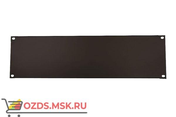"""NTSS-FUB-3U 19"""" Панель заглушка"""