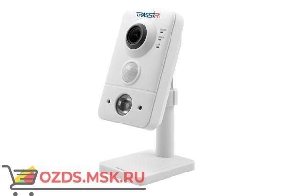 Trassir TR-D7121IR1(2.8 мм): IP-камера