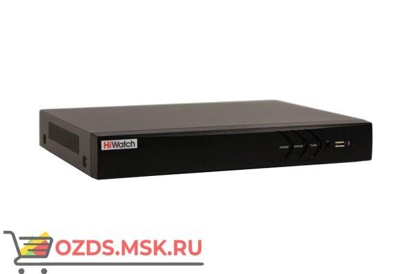 HiWatch DS-H204UP 4-х канальный гибридный HD-TVI регистратор