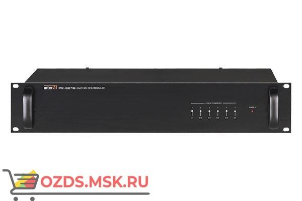 Inter-M PX-6216: Аудиоконтроллер матричный