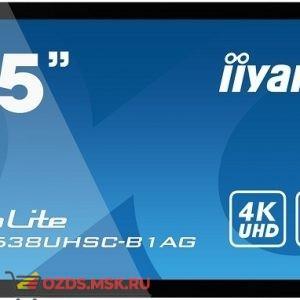 Iiyama TF6538UHSC-B1AG: Интерактивная панель