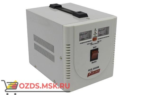 PowerMAN AVS 2000M Стабилизатор