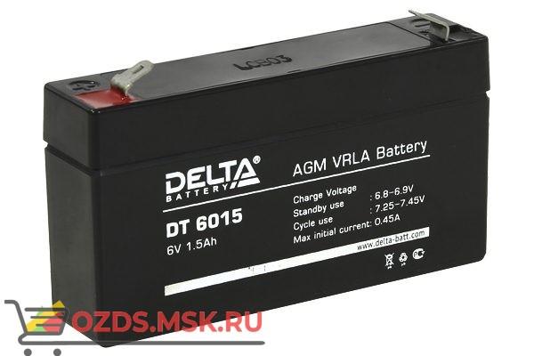 Delta DT 6015 Аккумулятор