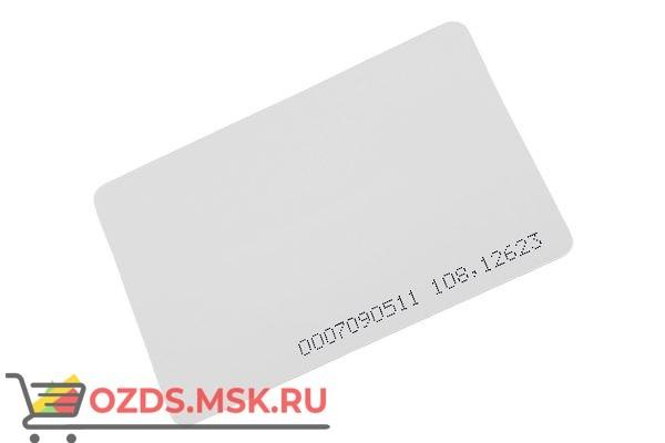 Em-marine (с номером) ISO 0,76мм Бесконтактный идентификатор
